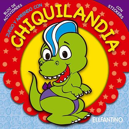 Chiquilandia Dinosaurios