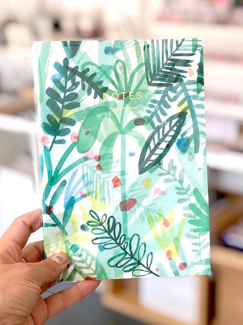 Jungle A5 Notebook