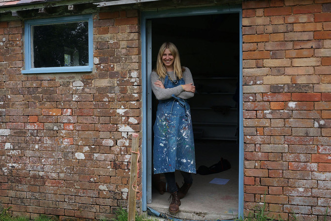 Meet the Maker-Jenny Sibthorp