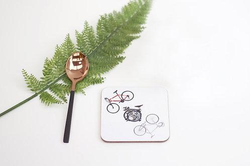 Three Bikes Coaster