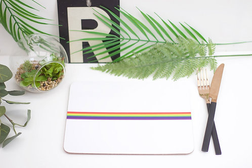 Rainbow Placemat