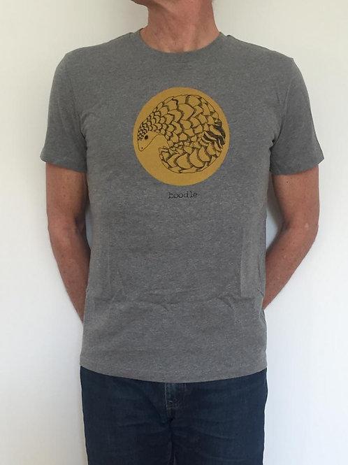 Pangolin Mens organic T-shirt