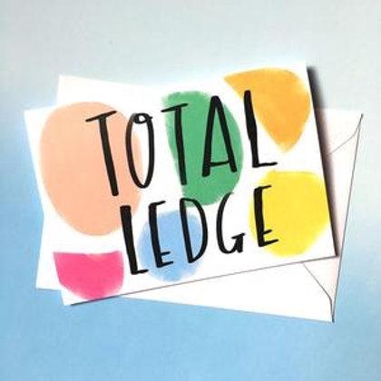 Total Ledge, Card
