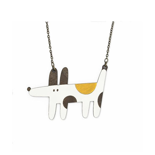 Cheeky Charly Dog Necklace