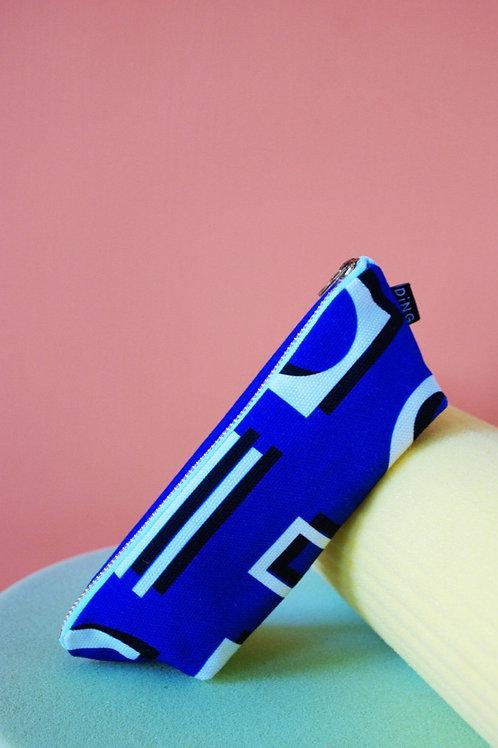Pencil Case Factory Case Blue