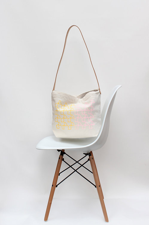 Orange|Pink Handbag