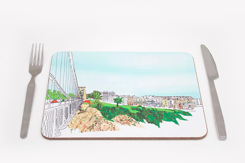 Sion Hill Placemat