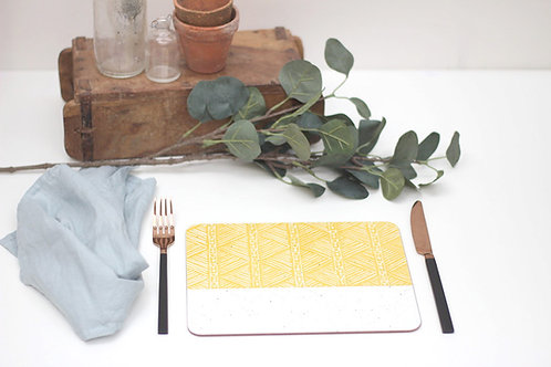 Sand Placemat