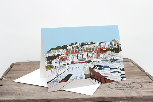Bristol Marina Card