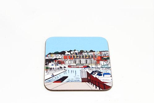 Bristol Marina Coaster