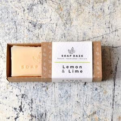 Lemon & Lime Natural Soap