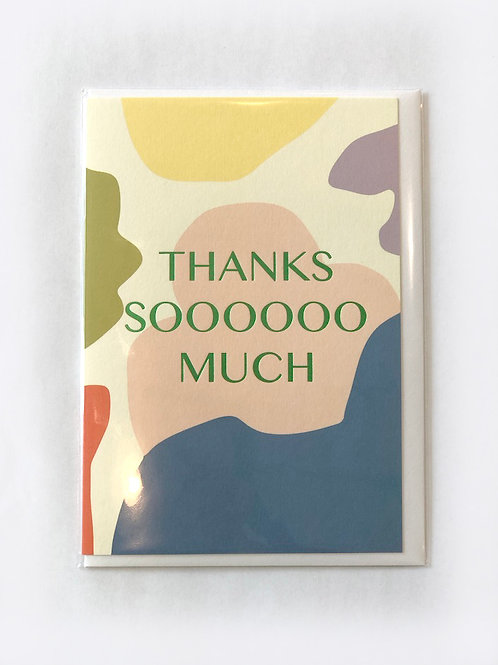 Thanks soooooo much Card