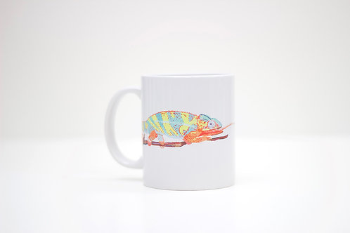 Chameleon Ceramic Mug
