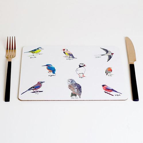 Garden Birds Placemat