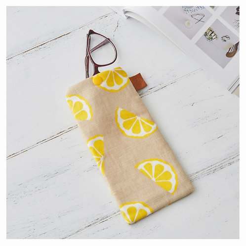 Glasses Case : Lemons