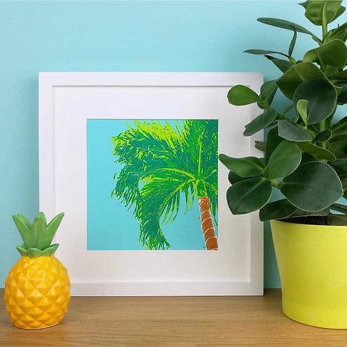 Palm Tree Print (Unframed)