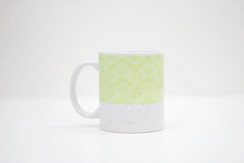 Leaf Ceramic Mug