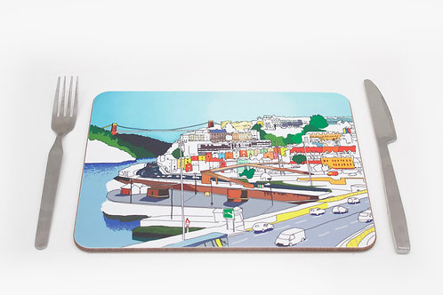 Bristol Views Placemat