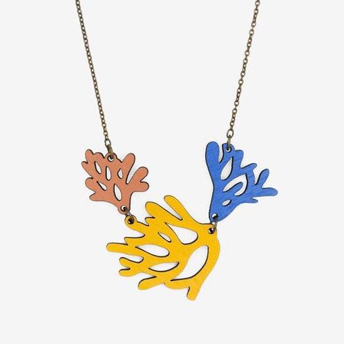 Rainbow Reef Necklace