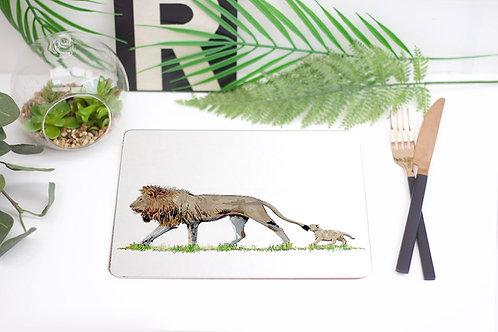 Lion Placemat