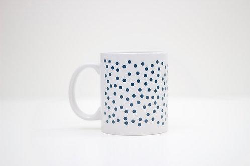 Dotty Ceramic Mug