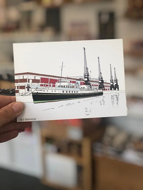 The Balmoral Postcard
