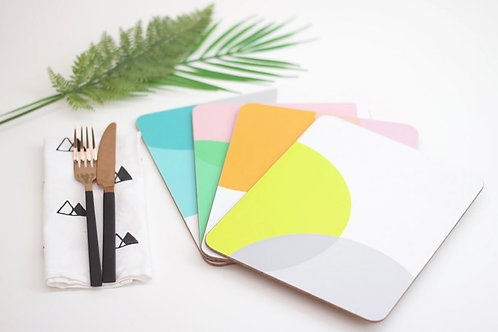 Set of Dip Placemats