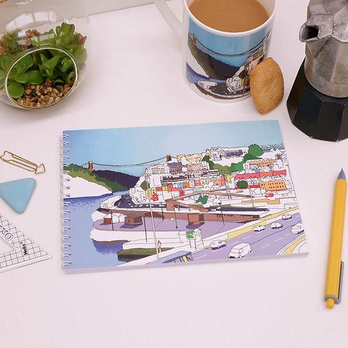 Bristol Views Notebook