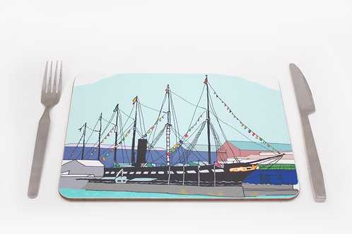 SS Great Britain Placemat