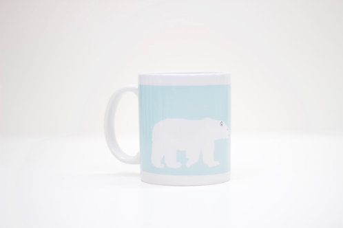 Bear Ceramic Mug