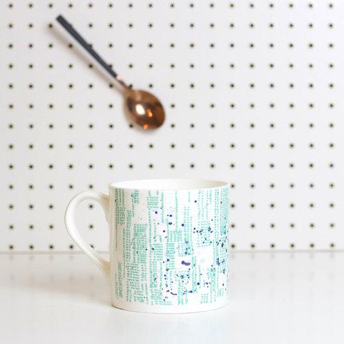 Blur Bone China Mug