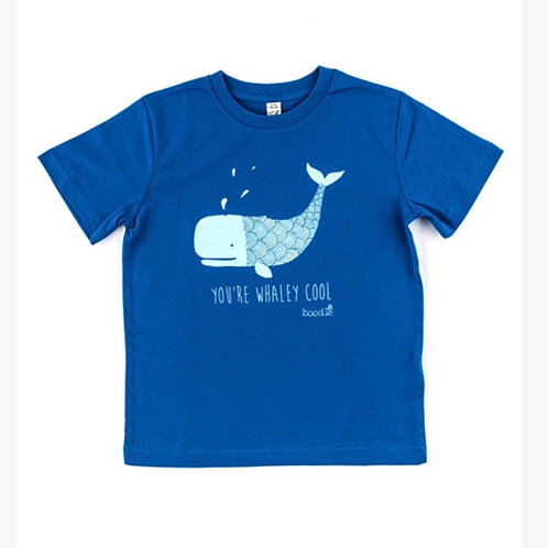 You're whaley cool kids T-shirt