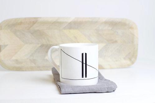 Elements Bone China Mug