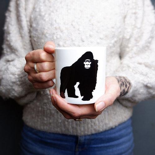 Gorilla Bone China Mug