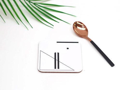 Elements Symbol Coaster