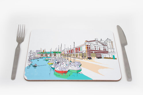 Bristol Harbourside Placemat