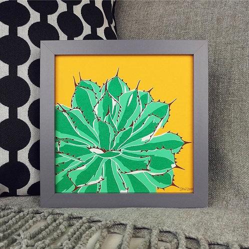 Succulent Print  (Unframed)