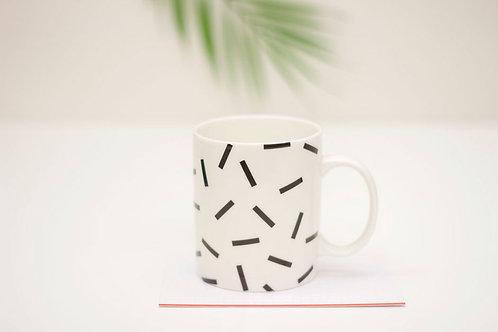 Speckle Porcelain Mug
