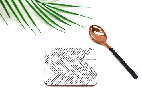 Rhythms Symbol Coaster