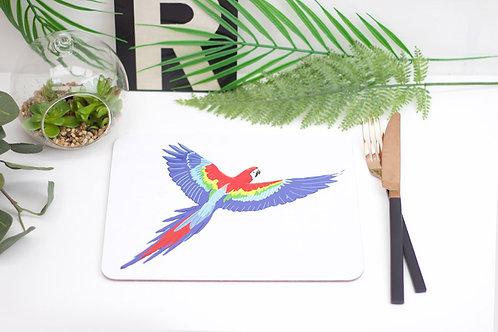 Parrot Placemat