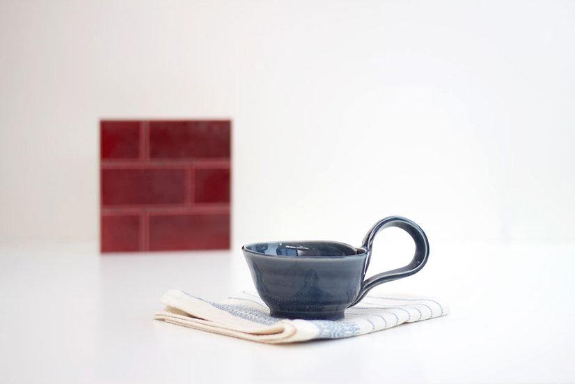 Vintage hand crafted Mug