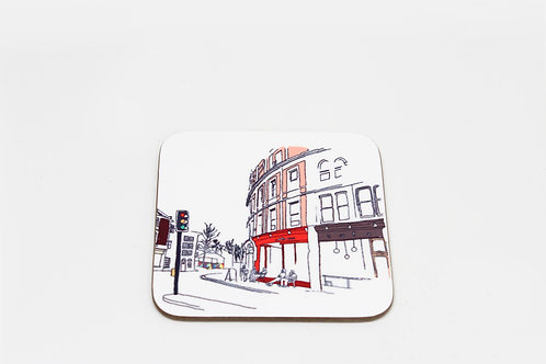 Stokes Croft Coaster
