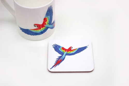 Parrot Coaster