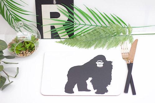 Gorilla Placemat
