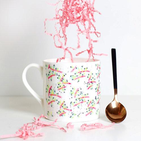 Haze Bone China Mug