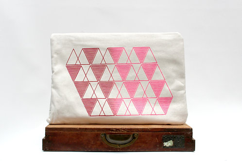 Red|Pink Laptop Sleeve