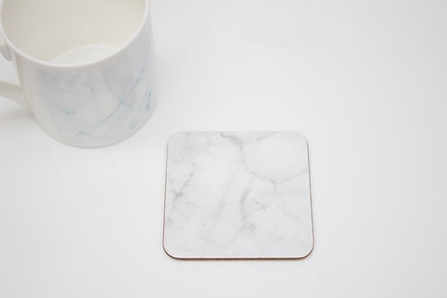 Grey Marble Coaster