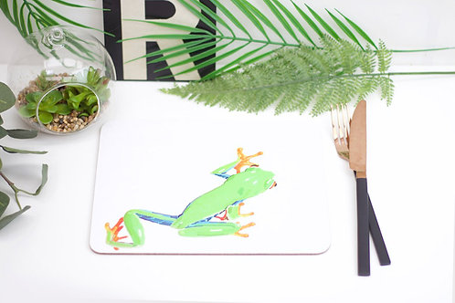 Free Frog Placemat
