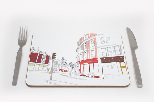Stokes Croft Placemat