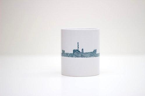 Ship Ceramic Mug